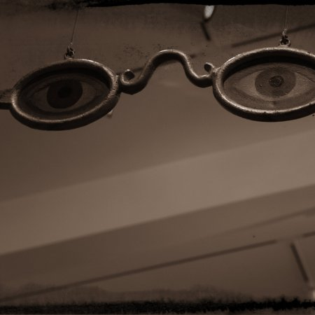 Folk art spectacles.